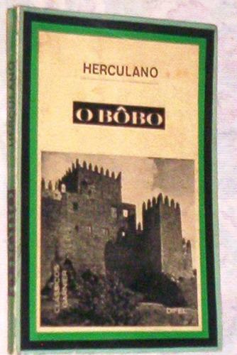 raro o bôbo alexandre herculano 1967