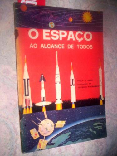 raro o espaço ao alcance de todos 1961