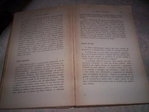 raro o estado  nacional francisco campos 1941