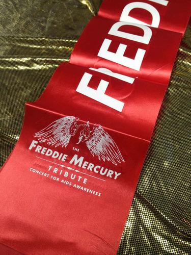 raro queen flamula freddie mercury tribute concert original