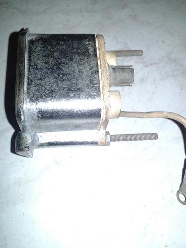 raro relogio marcador de gasolina vw - fusca 6 volts