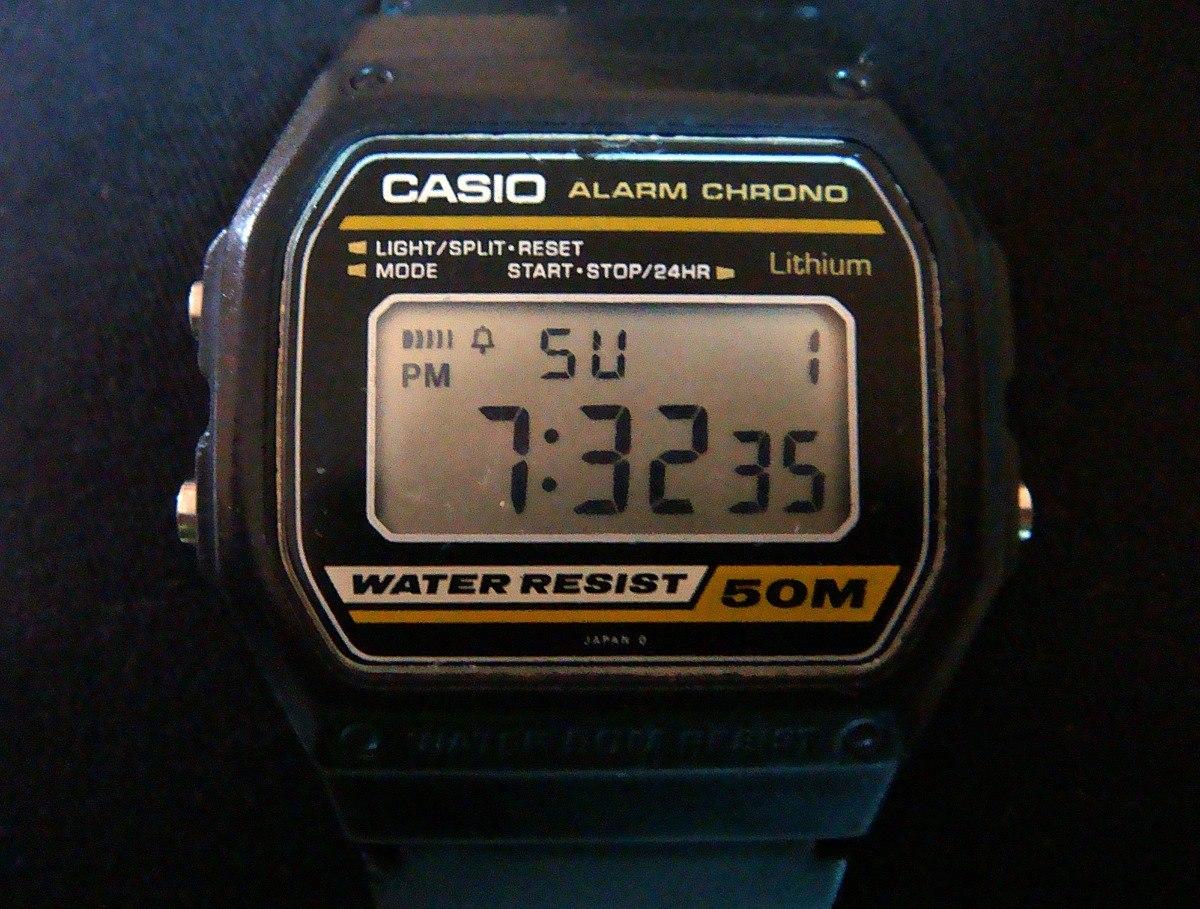 Reloj Raro W 14De Casio ColecciónJapan499 00 sQxtrdBhCo