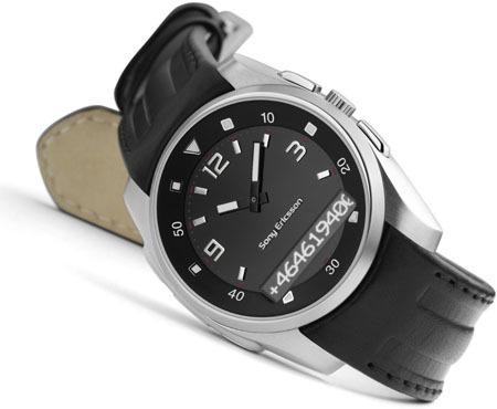bea51f324ac5 Raro Reloj Sony Ericsson Mbw-150 Diseñado Por Fossil - S  150