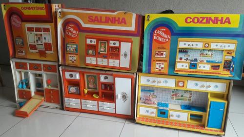 raro016 - dormitório, salinha e cozinha atna anos 70