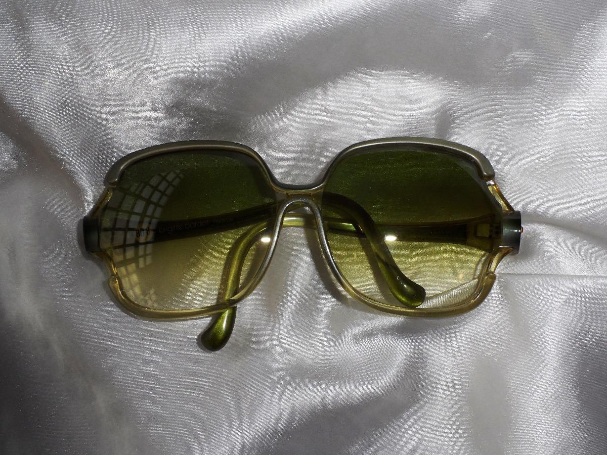 d2c8b46ea Raro,belíssimo Óculos De Sol Brigitte Bardot,frança,déc.70 - R$ 520 ...