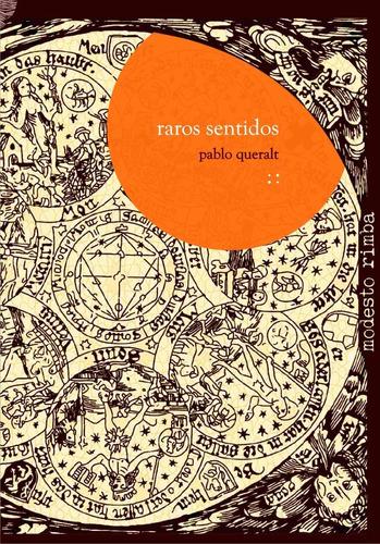 raros sentidos - poesía - pablo queralt