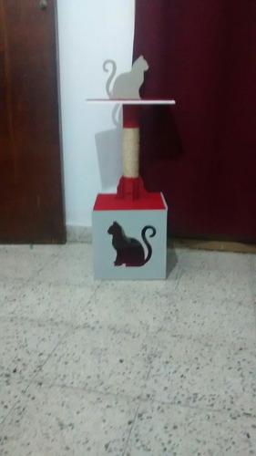 rascador de gato
