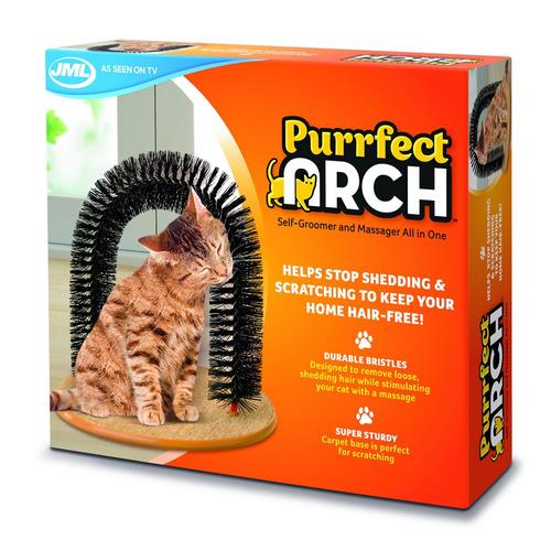 rascador para gatos purrfect arch