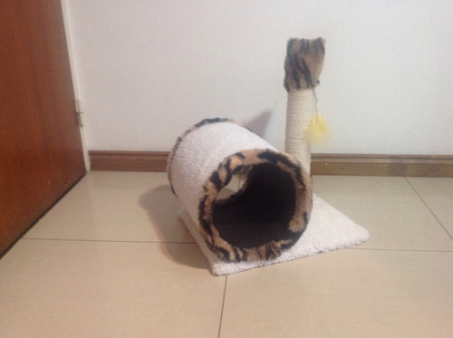 rascador para gatos túnel pasadizo,fabricantes! toodomio