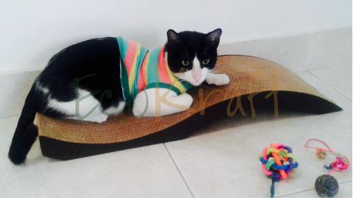 rascadores para gatos ecokraft,  mas grande!! mas durable!!