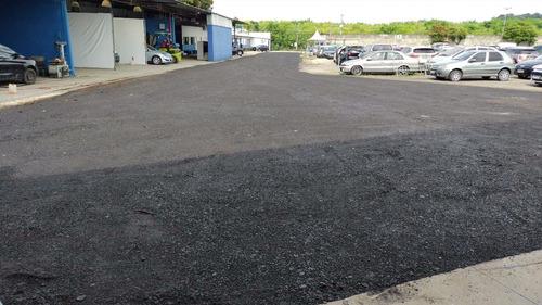 raspa de asfalto / caminhão com 15m3