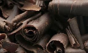 raspador de chocolate meia lua  e redondo em aço inox