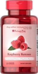 raspberry ketones 120 cap 100mg para perder peso americanas*