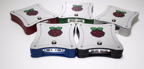 raspberry pi 3 + 2 arcades