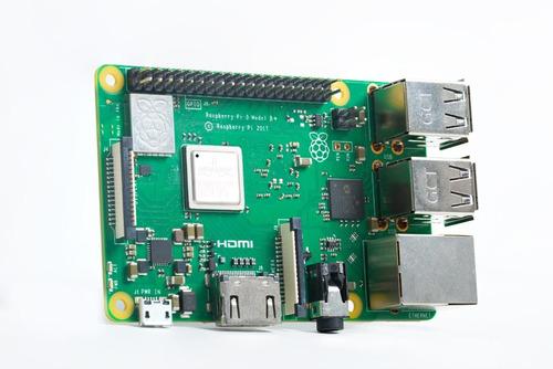 raspberry pi 3 b+ plus original element14 en caja uk emakers