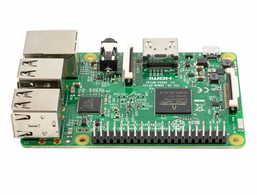 raspberry pi-3 model b 2016 1.2 ghz 1gb  entrega ya