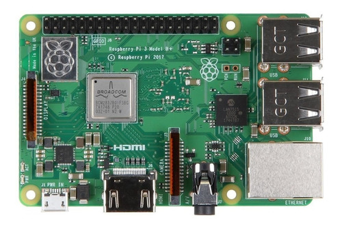 raspberry pi 3 model b+ plus pi3 1.4ghz sem caixa