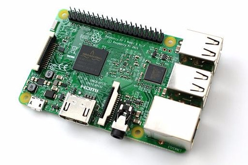raspberry pi 3 modelo b + sistemas y aplicaciones