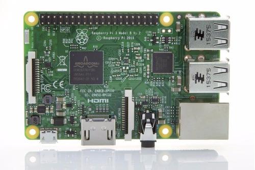 raspberry pi 3 (rpi3) model b quad-core 1.2ghz 1gb ram