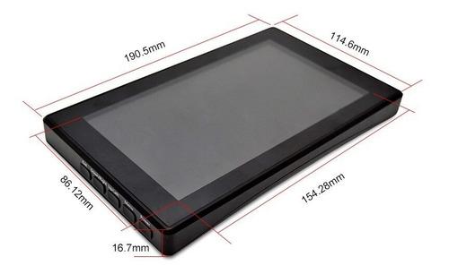 raspberry pi 4 modelo b/ 3b +/ 3b pantalla de 7 pulgadas lcd