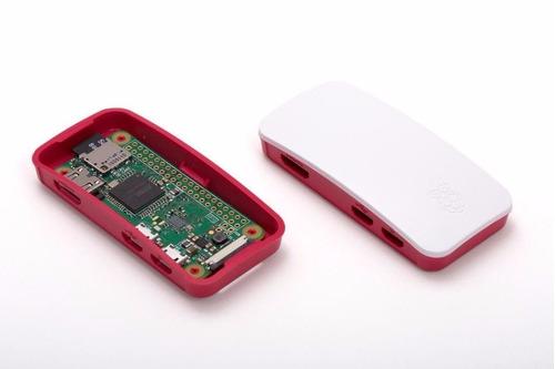 raspberry pi zero w kit caja fuente 5v/1a entrega inmediata