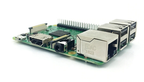 raspberry pi3 pi 3 model b quadcore 1.2ghz c/ caixa