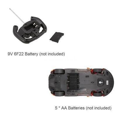 rastar 75100 27 mhz 1/14 mclaren p1 rc coche con control