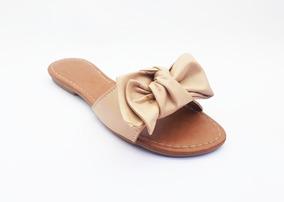 03355a0a1 Sapatilha Zutti Marrom Com Laço 38 Sandalias - Sapatos no Mercado ...
