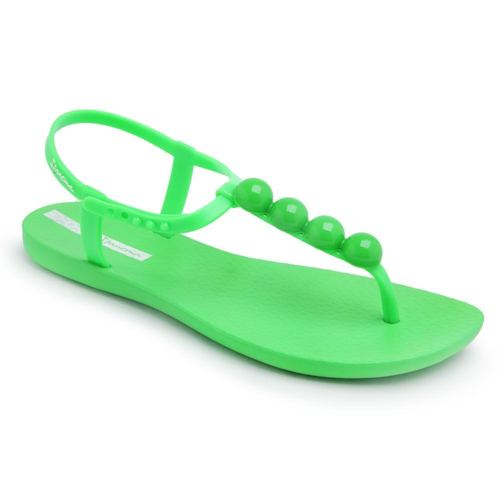 c3a06835d3 Carregando zoom... kit 3 sandálias rasteira ipanema neon fluorecente  carnaval