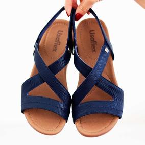 69665548e Bolsa Feminina Couro Usaflex - Calçados, Roupas e Bolsas com o Melhores  Preços no Mercado Livre Brasil