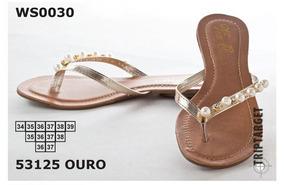30615b9264 Rasteirinha Via Onze Feminino Minas Gerais Nova Serrana - Sapatos no ...