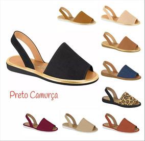 02589b3d53 Rasteirinha Com Perolas Feminino Sandalias Vizzano - Sapatos no ...
