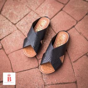 6eec69896 Sandalia Rasteira Orcade Feminino - Sapatos no Mercado Livre Brasil