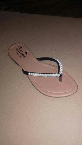 rasteirinhas etiene calçados kit c/12 pares atacado
