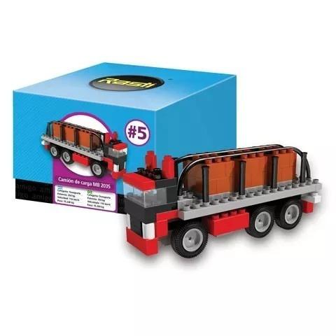 rasti amigo # 5 camion de carga