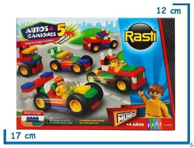 Y2iwh9de 5 Camiones Y Web370 La Rasti 50 En Autos Piezas 00 Juguetes WDHE2I9