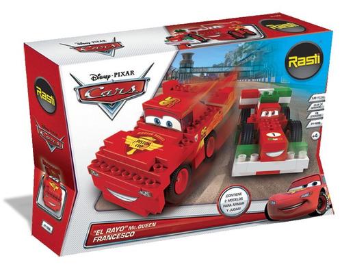 rasti cars mcqueen + franceso - tienda oficial -