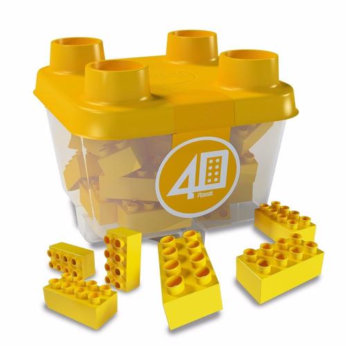 rasti contenedor 40 piezas tienda oficial colores varios