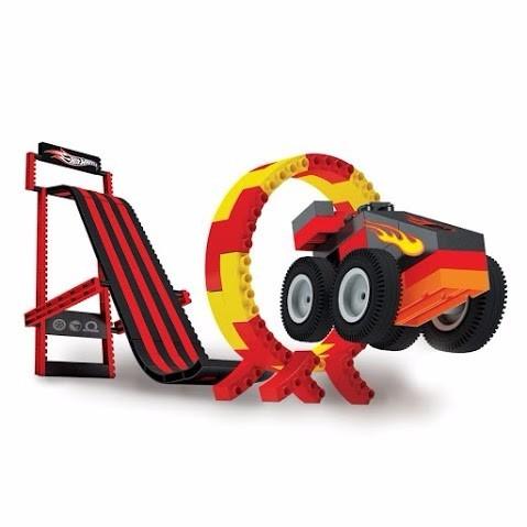 rasti hot wheels rampa infernal 200 pz  - tienda oficial -