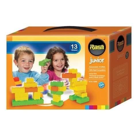rasti junior 13 bloques - tienda oficial rasti -