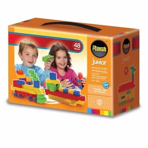 rasti junior 48 bloques - tienda oficial -