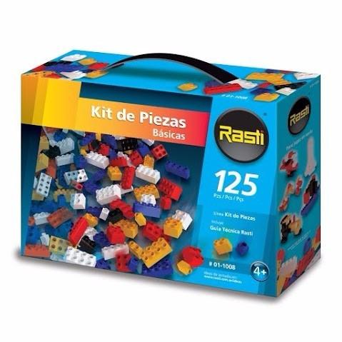 rasti kit de 125 piezas  - tienda oficial -