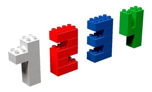 rasti kit piezas básicas 100 ladrillos bloques piezas cadia