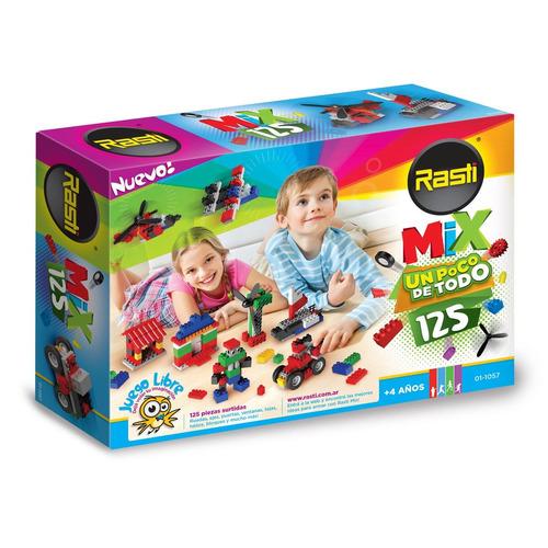 rasti mix 125 piezas  - tienda oficial -