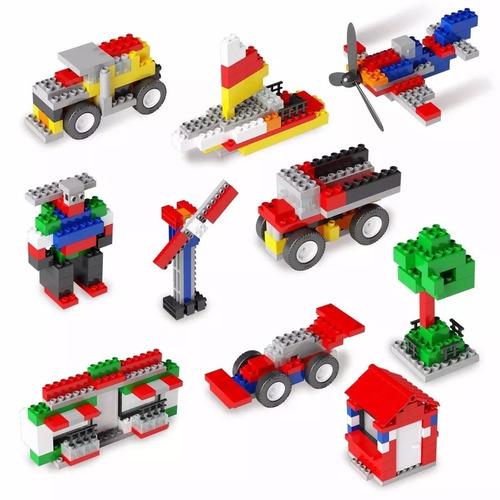 rasti mix 200 piezas bloques ladrillos vavi toy