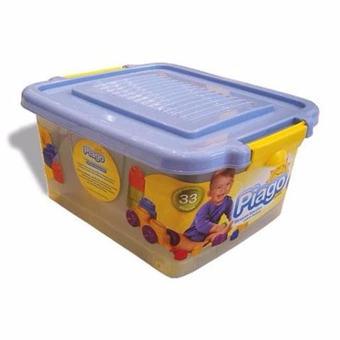 rasti piago contenedor 33 bloques - tienda oficial -