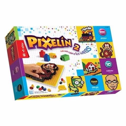 rasti pixelin n 2 1000 pz - tienda oficial -