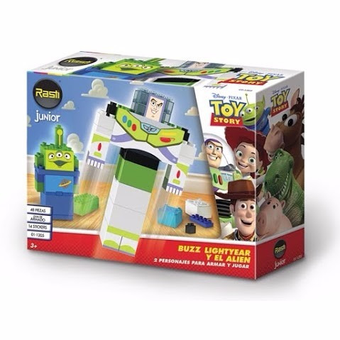 rasti toy story buzz y el alien - tienda oficial rasti -