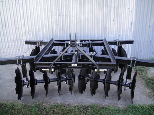 rastra de 20 discos dentados de 20 pulgadas para tractor