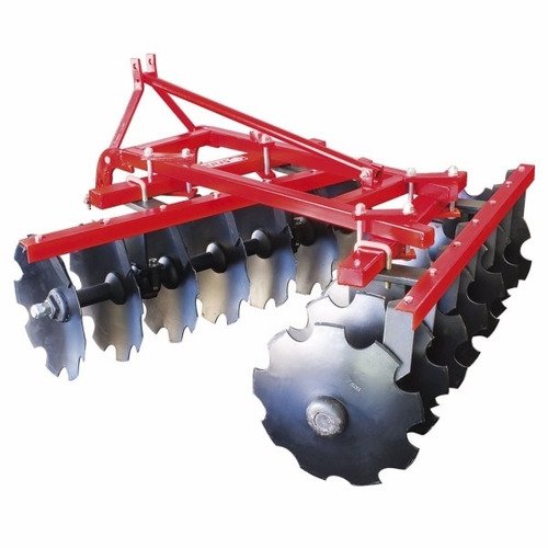rastra de arado equus14 discos 3 puntos del tractor. 1,30 mt